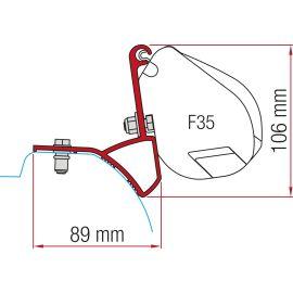 Fiamma kit F35 renault trafic