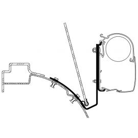 Thule VW T4 Liftroof Adapter (2 st.)