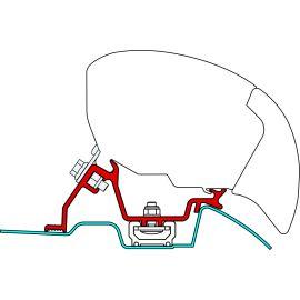 Fiamma Kit Mercedes Sprinter with Roof Rail