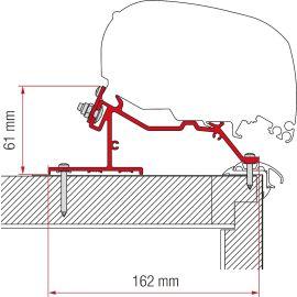 Fiamma adapter Caravan Roof