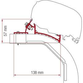 Fiamma adapter Arca / Mobilvetta K-YACHT F40 VAN