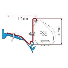 Fiamma kit F35 ford custom Capland / Capfun