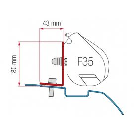 Fiamma Kit F35 Nissan NV200