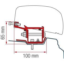 Fiamma adapter Renault Trafic L1 (LHD + RHD) F40 VAN
