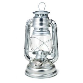 Boomex olielamp Party zilver