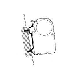 Thule Ford Transit Highroof Adapter Serie 5 (2 st.)
