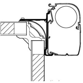 Thule High Top Adapter Serie 5